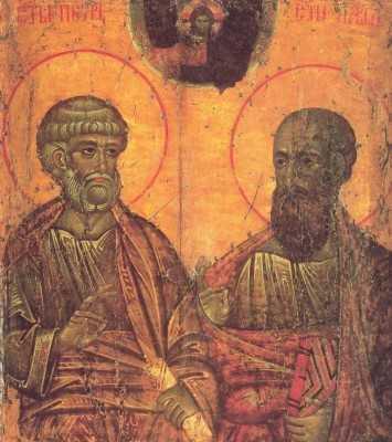 sfintii-Petru-si-Pavel-icoana-Rusia