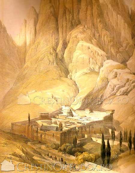 Manastirea Sfanta Ecaterina si Muntele Sinai