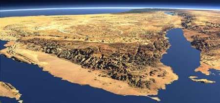 Peninsula Sinai, Egipt