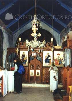 Muntele Sinai - Capela Ortodoxa