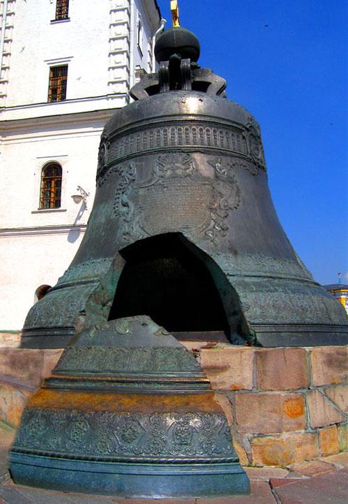 Clopotul Tarului sau Imparateasa - Moscova, Rusia