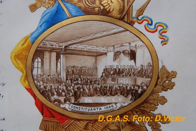 Adunarea Constituanta din 1866