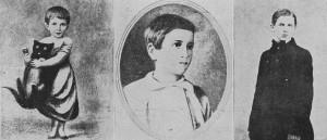Carol I in 1849, 1845 si 1854