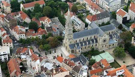 Catedrala din Argenteuil - Franta