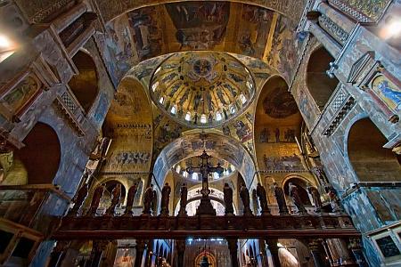 Basilica San Marco - Sfantul Marcu din Venetia