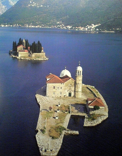 Biserica Sfantul Gheorghe - Perast