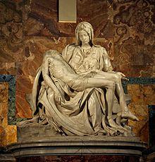 statuia pieta