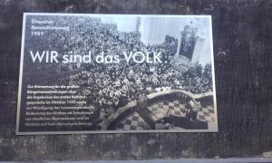 1989 - Revoluția la Dresda, în Catedrala SfinteiTreimi
