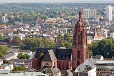 Catedrala (Domul) Sf. Ap. Bartolomeu din Frankfurt-am-Main