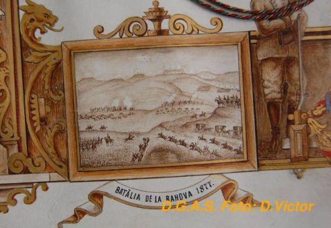 Bătalia de la Rahova, 1877