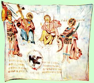 Steagul lui Tudor Vladimirescu