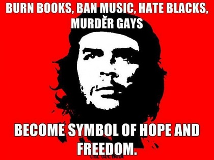 burn-books-ban-music-hate-blacks-murder-gays-become-symbol-of-hope-and-freedome-che-guevara-620x465