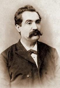 Ultima fotografie a lui Mihai Eminescu