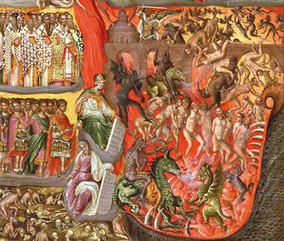 Inferno, Giorgios Klontzas