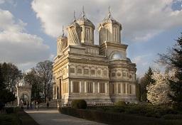 Mănăstirea-Curtea-de-Argeș
